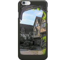 Cheyney Court, Winchester for iPhone iPhone Case/Skin