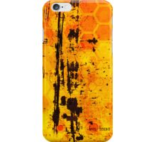 Rusty sci-fi iPhone Case/Skin