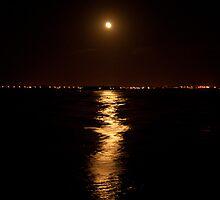Night Sun by Ed Hemming