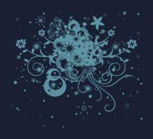 Floral Burst by Denis Marsili - DDTK