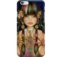 Rainbow Princess iPhone Case/Skin