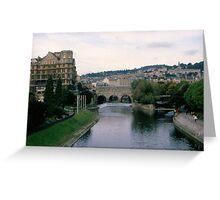 Bath England Greeting Card