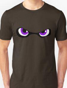 Squid Kid Eyes - Purple Unisex T-Shirt