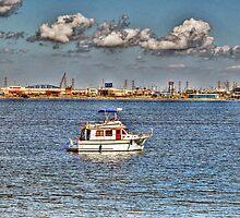 Galveston Bay by Savannah Gibbs