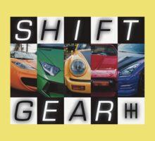 Shift Gear Kids Tee