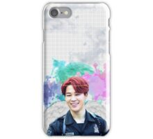 BTS/Bangtan Sonyeondan - Angel Jimin iPhone Case/Skin