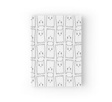 Ghost Cats Hardcover Journal