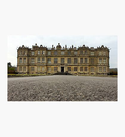 Longleat House Photographic Print