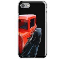 30's Model A iPhone Case/Skin