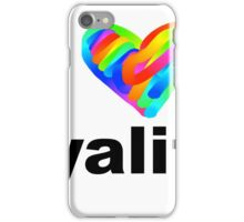 Young Adult Lit Rocks iPhone Case/Skin