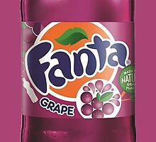 Grape Fanta by foodanddrank