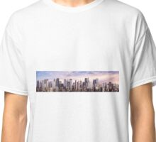 Day city panorama Classic T-Shirt