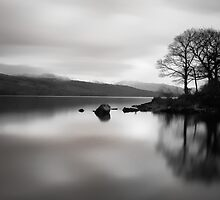 Coniston 05 - View Across Coniston Water, Lake District, Cumbria by Simon Lupton