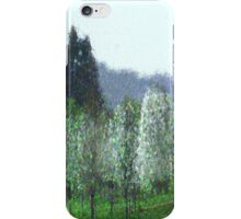 Bradford Pear Spring iPhone Case/Skin