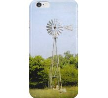Texas Windmill - iPhone Case iPhone Case/Skin