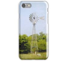 Texas Windmill - iPhone Case iPhone Case/Skin