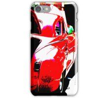 Bright Red iPhone Case/Skin