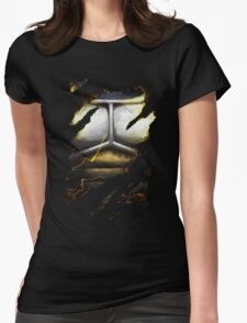 The Great Saiyan Womens Fitted T-Shirt