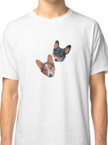 corgi hello Classic T-Shirt