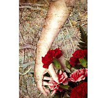 Living touch... Photographic Print