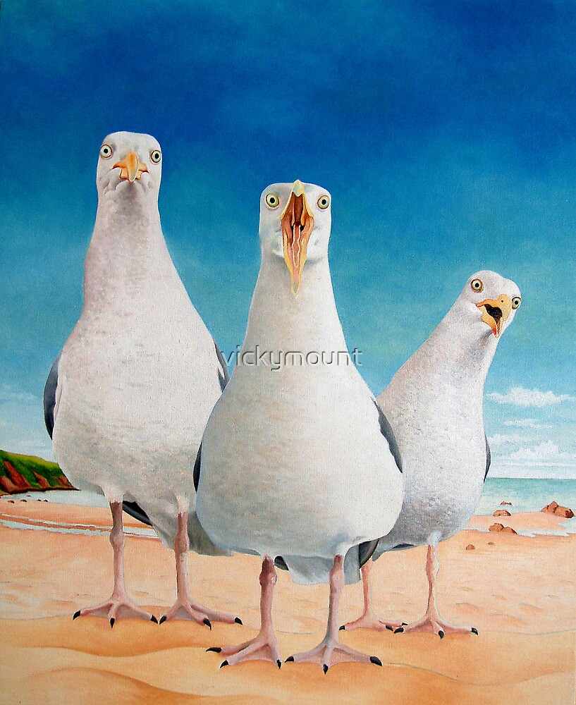 Beach boys by vickymount