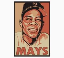 Willie Mays: Say Hey Kid by kagcaoili