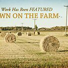 Down on the Farm- Feature Banner by vividpeach