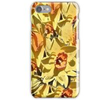 Unlimited Impressions of Spring iPhone Case/Skin