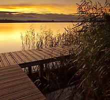 Sunday Morning Sunrise by Brian Kerr