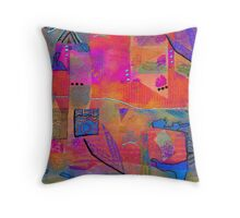 Some of Us DREAM in Color Throw Pillow