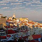 Lisboa at Sunset by Gideon van Zyl