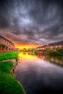 Fire Vs Storm by Yhun Suarez