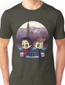 Winchesters in Denver Unisex T-Shirt