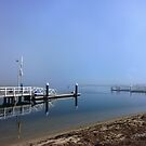 *Foggy Day at Werribee South, Vic, Australia* by EdsMum