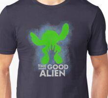 THE GOOD ALIEN Unisex T-Shirt