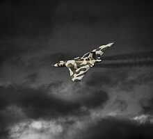 Avro Vulcan Edit 2 by yampy