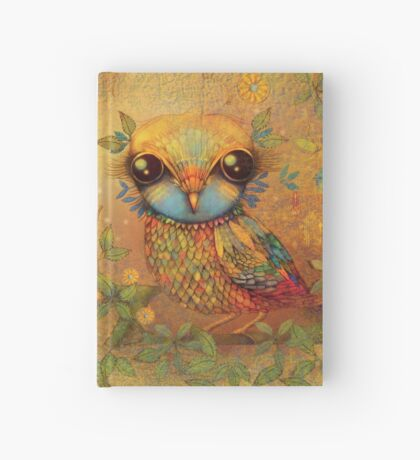 The Love Bird Hardcover Journal