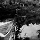 The water fall by Matt Sillence