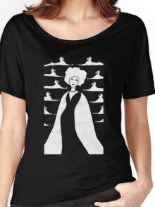 Feline Queen - T Shirt Women's Relaxed Fit T-Shirt