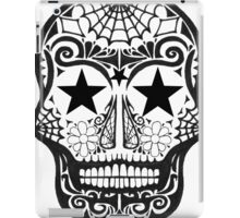 Calavera Web iPad Case/Skin