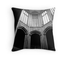 Inside Margam Throw Pillow