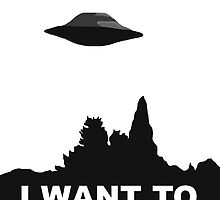 I want to believe by paton
