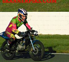 Dutch 50cc racing oct 2011 by Stephen Kane