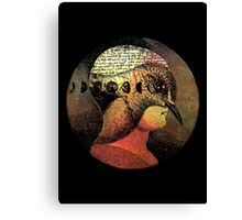 beak Canvas Print