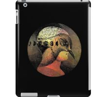 beak iPad Case/Skin
