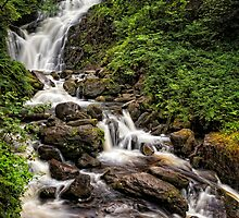 Torc Waterfall by Lawrence Perkins