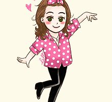 Harry The Minnie by halo-s-art