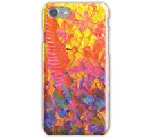 Ghosts of flowers 2 iPhone Case/Skin