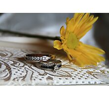 Rings Photographic Print
