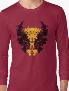 Wolverine Rorschach Long Sleeve T-Shirt